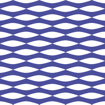 notch: pattern with blue marks on a white background