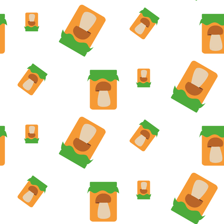 workpiece: vector illustration of banks with the workpiece jam Illustration