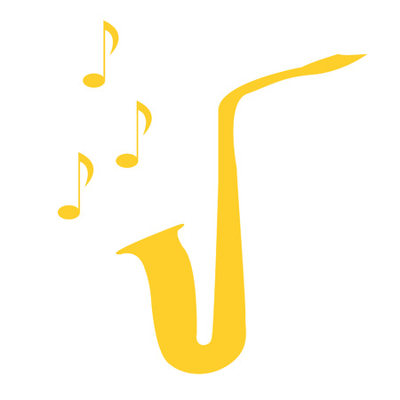 playback: musical wind instrument, picture of saxophone