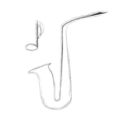 wind instrument: musical wind instrument, picture of saxophone