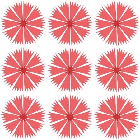 fiordaliso: fiore fiordaliso, illustrazioni a colori della natura