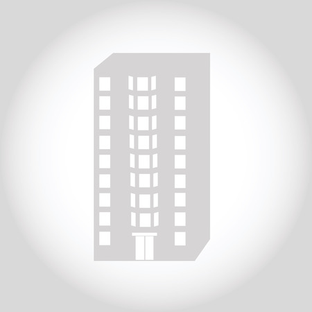 ownership: nine storey tenement house with windows