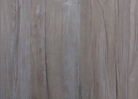 Texture of old wooden brown planks for background