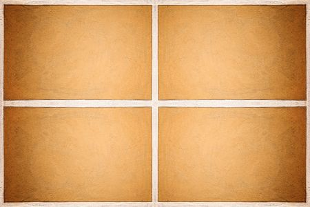 Old wall texture background with square frame.. Deep colored image. Stock Photo - 5552432