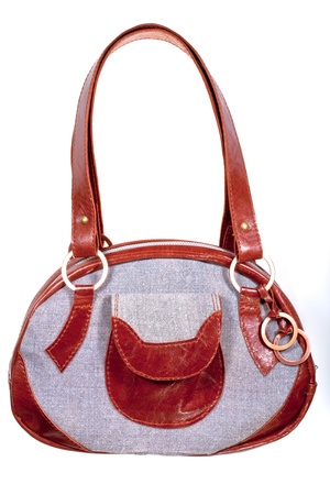 ladys: ladys handbag Stock Photo