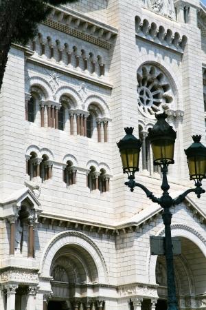 'saint nicholas': Saint Nicholas Cathedral in Monaco in summer day