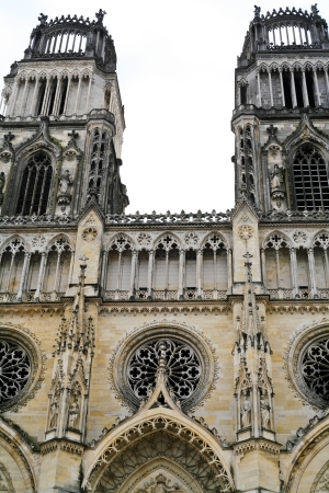 Cathedrale Sainte-Croix dOrleans, France photo