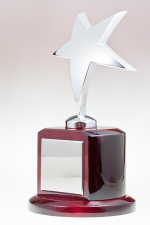silver star award Stock Photo - 14947581
