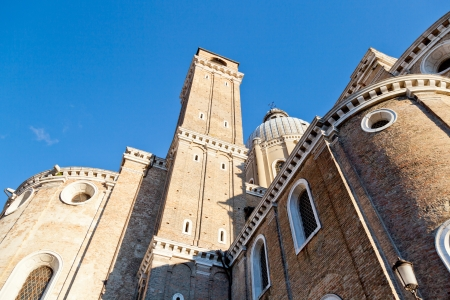 walls and towers of Basilica di Sant'Antonio da Padova, in Padua, Italy Stock Photo - 16661811