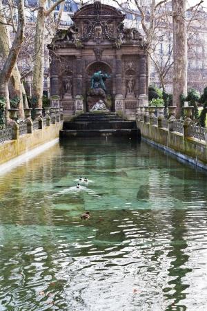 jardin de luxembourg: Fontaine de Medicis, Jardin du Luxembourg, Paris