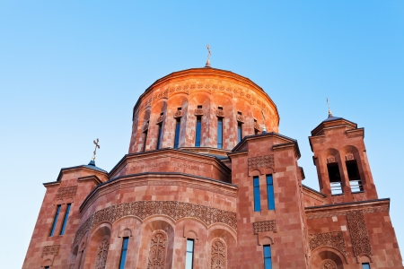 apostolic: Classical Armenian architecture - cathedral of the Armenian Apostolic Church in Moscow
