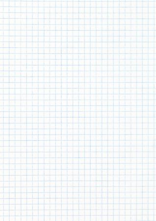 白の 2乗紙のページから背景