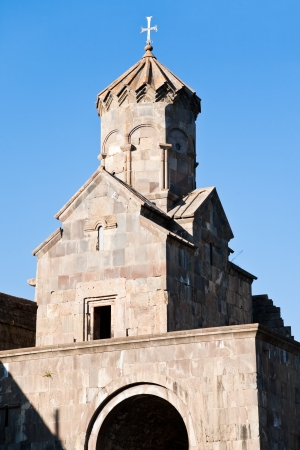 St. Astvatsatsin chapel (St. Mary church) in Tatev Monastery in Armenia photo