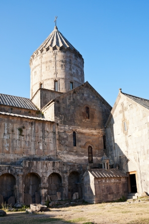 St. Gregory the Illuminator Church, Sts. paul and peter cathedral and Funeral chapel of Gregory in Tatev Monastery in Armenia photo