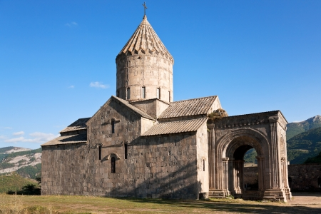 sts. paul and peter church in Tatev Monastery in Armenia