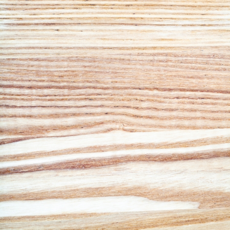 oiled: background from fresh oiled ashwood furniture board close up