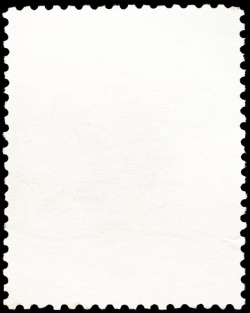 background from reverse side of vertical postage stamp photo