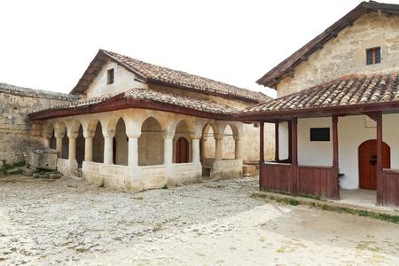 house of prayer: Kenesa (synagogue) - old Karaite prayer house in chufut-kale town, Crimea Editorial