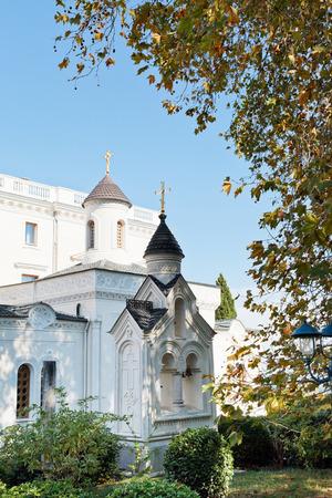 exaltation: Cross Exaltation House church of Livadiya Palace, Yalta