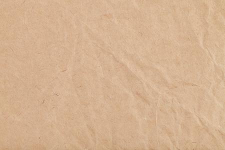 celulosa: de fondo de hoja de papel kraft arrugado de cerca