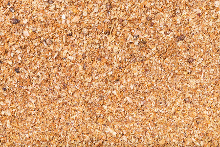 milled: food background - milled natural grass bran