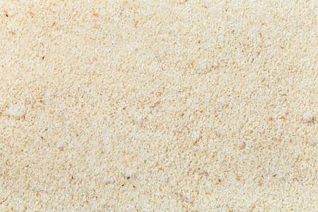 durum wheat semolina: food background - durum wheat semolina flour Stock Photo