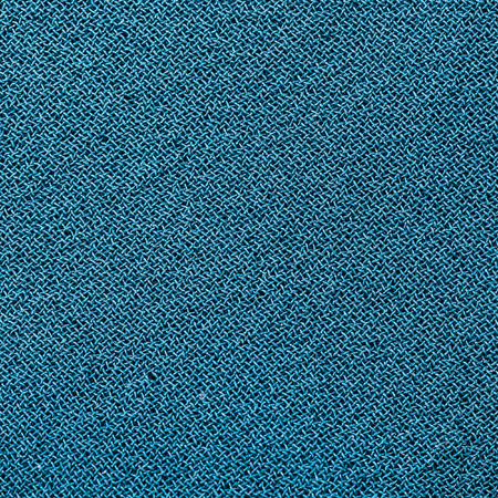 chiffon: square textile background - dark blue green silk fabric with Crepe chiffon (crape chiffon) weave pattern of threads close up Stock Photo