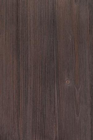 hued: textured vertical background - wooden board of dark brown color