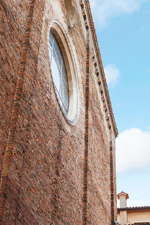 トラベル イタリア - 教会サンタ・マリア ・ デイ ・ セルヴィ教会 (教会・ デッラ ・ Nativita ・ デッラ ・ ベアタ Vergine マリア ai Servi) 春にパ