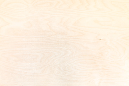 blank wooden background from natural birch plywood Archivio Fotografico
