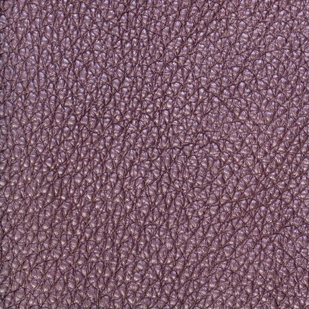 textured square background from purple brown leather close up