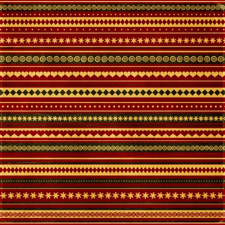 Christmas striped background photo