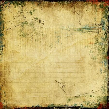 soiled: grunge vintage background