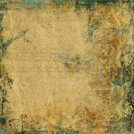 Grunge 빈티지 배경 스톡 콘텐츠 - 19108721