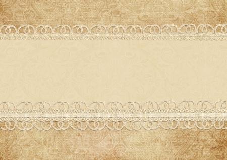 레이스와 화려한 빈티지 배경 스톡 콘텐츠 - 20744101