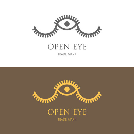 Logo inspiration for shops, companies, advertising or other business.
