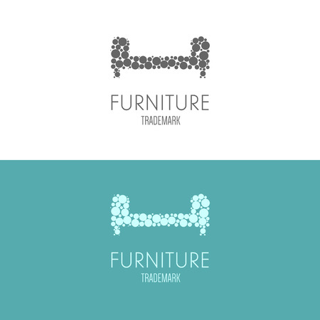 furniture:  label inspiration with furniture