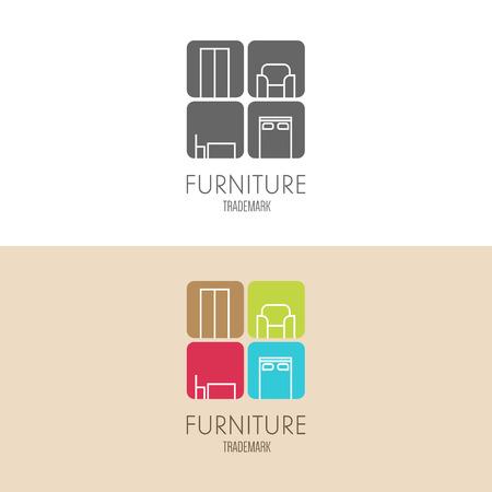 家具とラベル インスピレーション