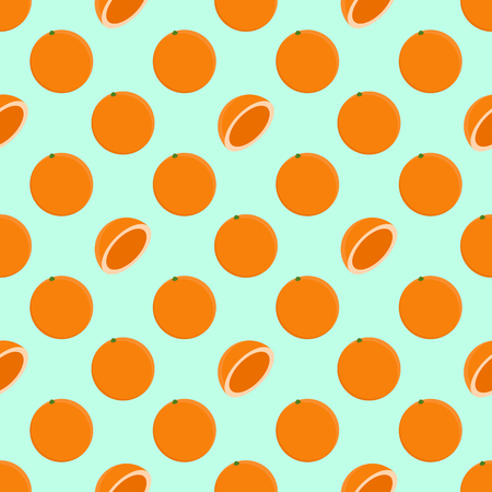 orange fruit: Design inspiration for seamless background, pattern and textures. Elements for textile products, business or other advertising. Orange fruit.