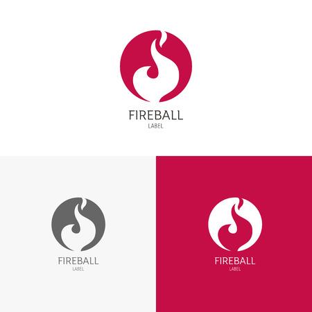 Fireball Label Template Goalblockety