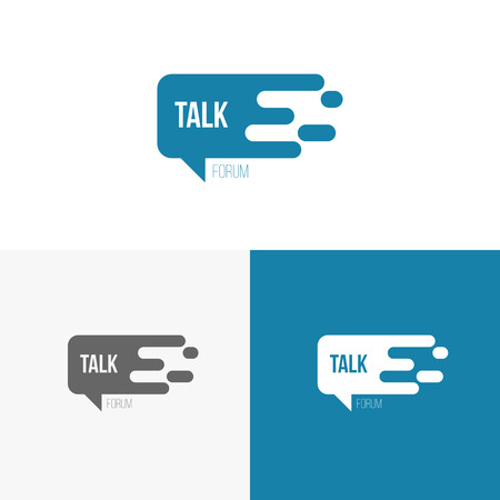 inspiration for shops, companies, advertising or other business. Vector Illustration, graphic elements editable for design with speech bubble.