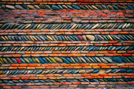 pebbles: Abstract pebbles mosaic