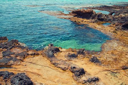 igneous: Igneous sea coast