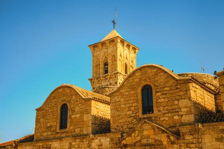 lazarus: Church of Saint Lazarus in Larnaca, Cyprus