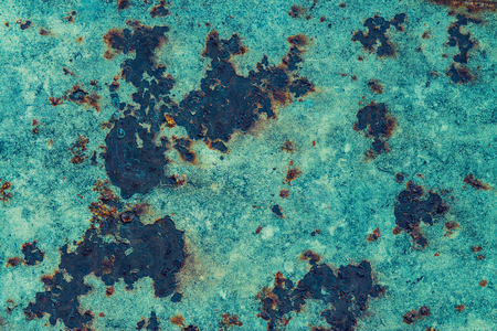 rust metal: Abstract rust vintage grunge iron background Stock Photo