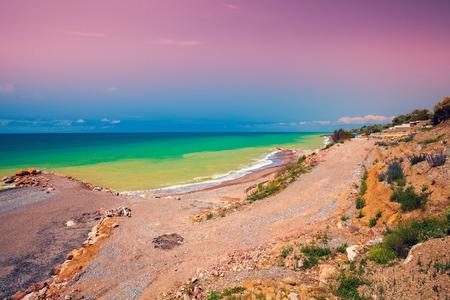 rocky: Rocky seashore