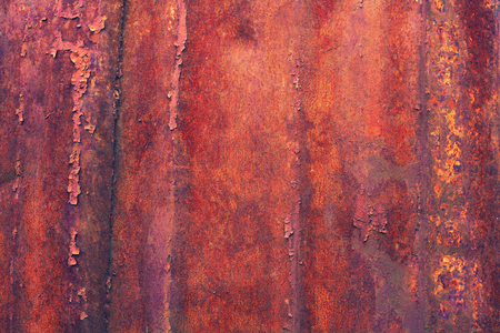 rust: Abstract rust surface background
