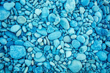 pebbles: Blue vintage pebbles background