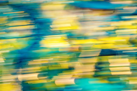 Abstract floral background. Motion effect Foto de archivo - 107289288