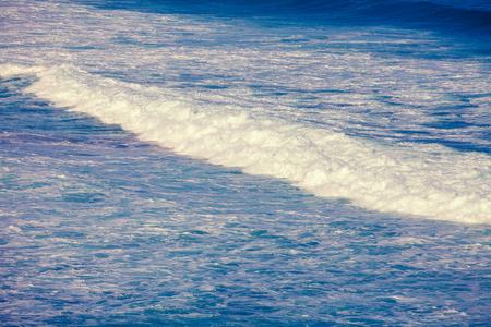 Sea wave foam on the beach, sea surf, waves, seashore
